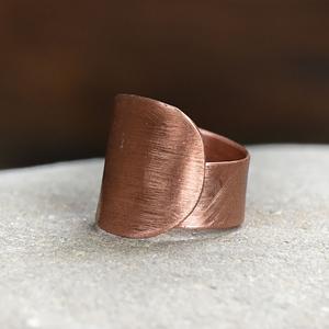pierścionek wykonany ręcznie