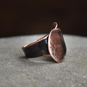 designerski pierścionek